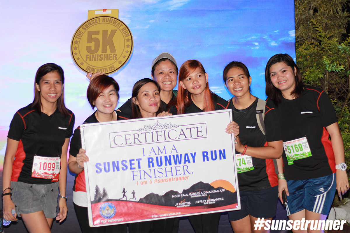 The Sunset Runway Run - Certificate Photos (199)